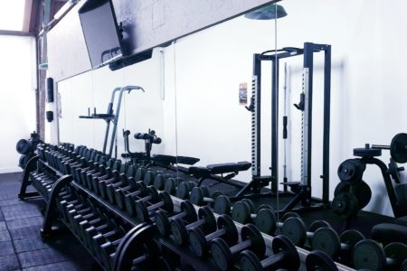 Salle de Fitness - NajaTeam