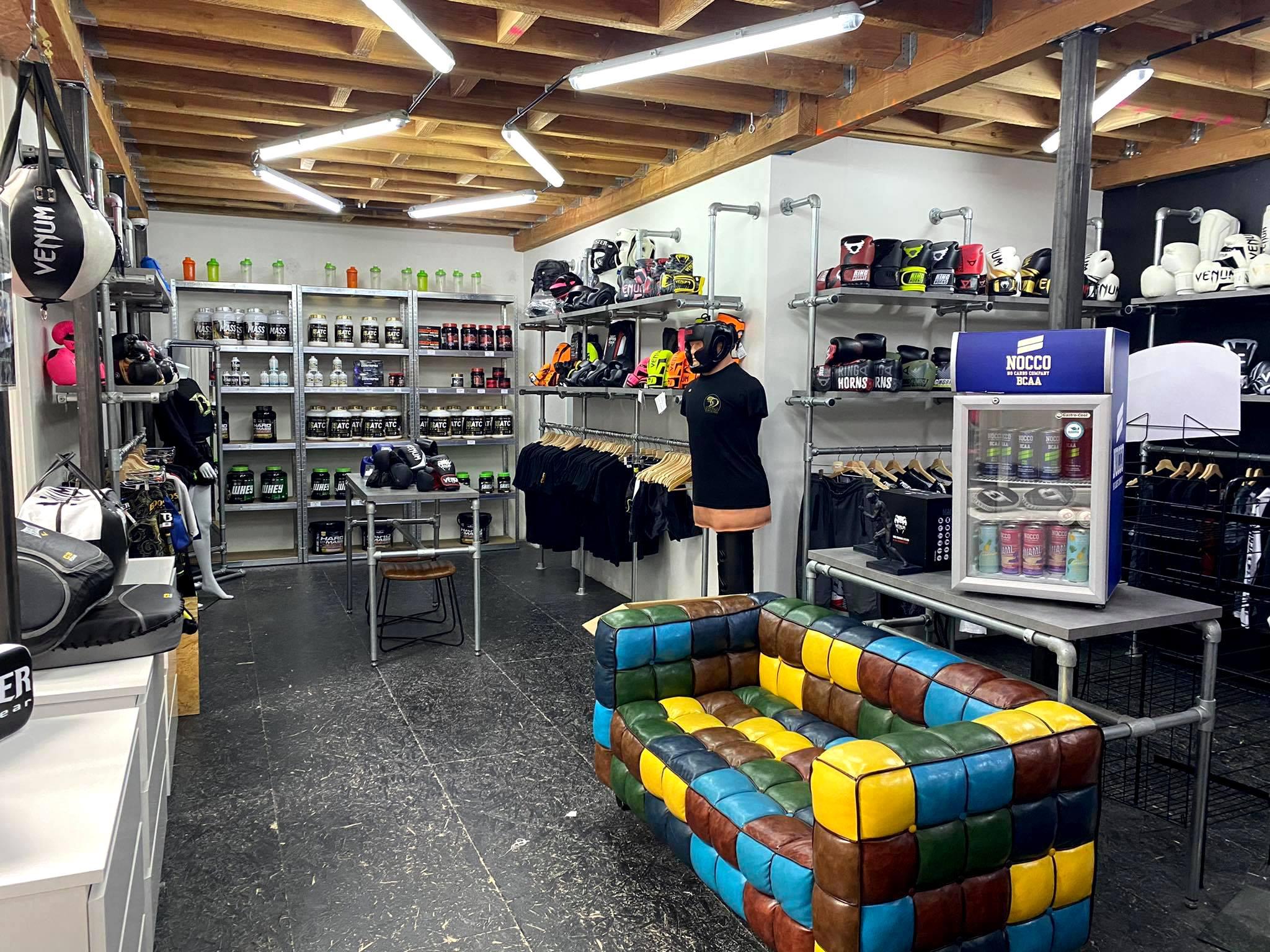 Boutique NajaTeam