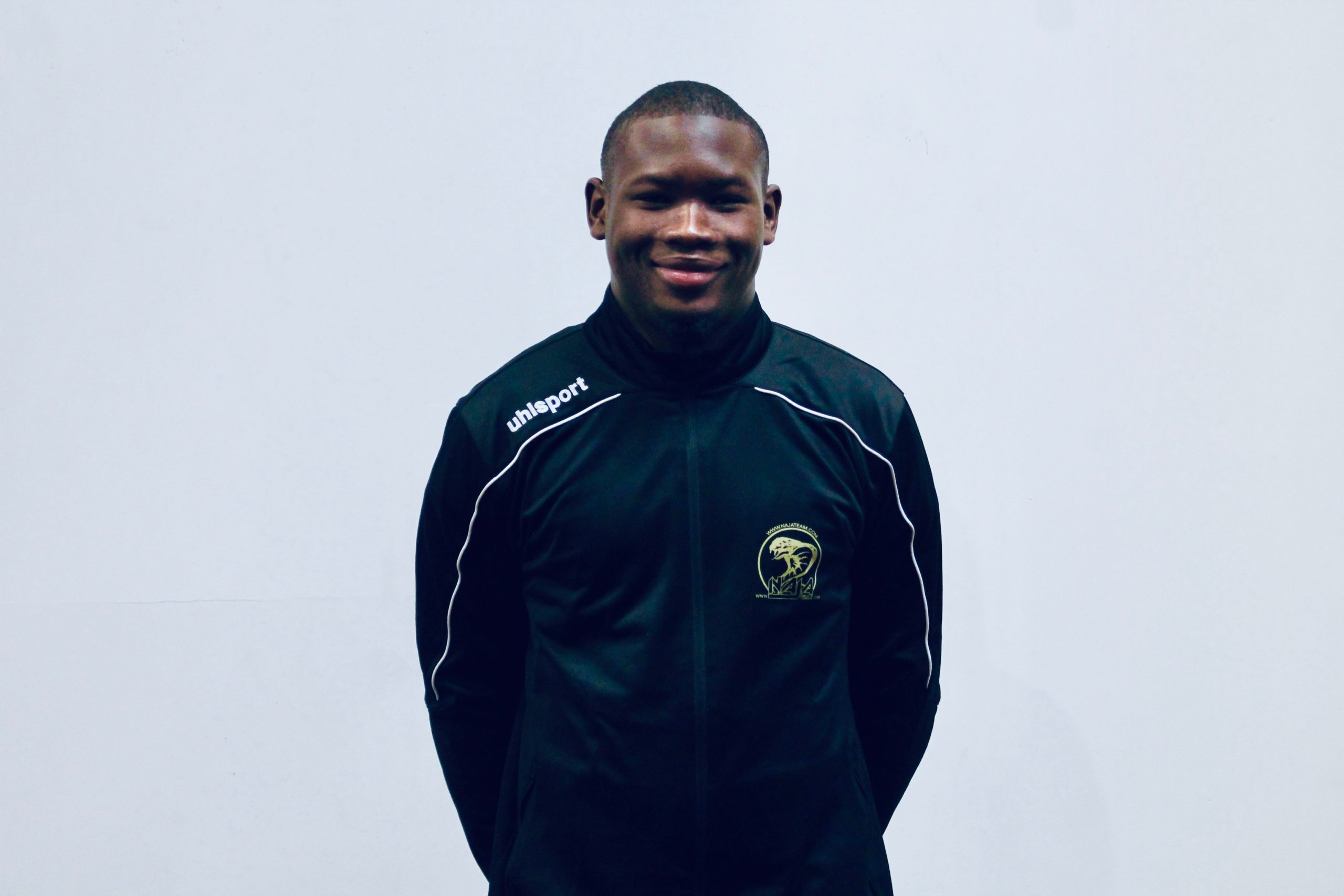 Abdoulay - Coach de Boxe Thai - Naja Team