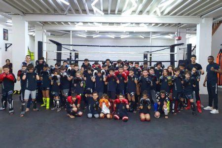 Cours collectifs de boxe anglaise - Naja Team