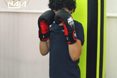 Cours collectifs de boxe anglaise enfants - Naja Team