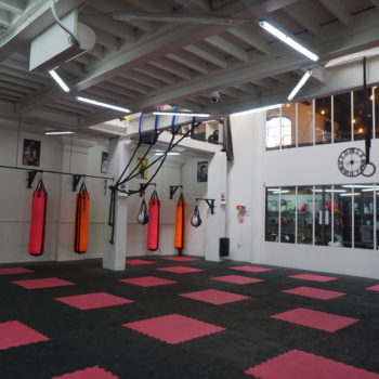 Salle de sports n°1 - Naja Team