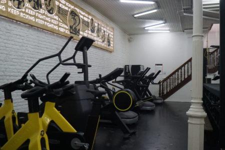 Espace Fitnes - Naja Team