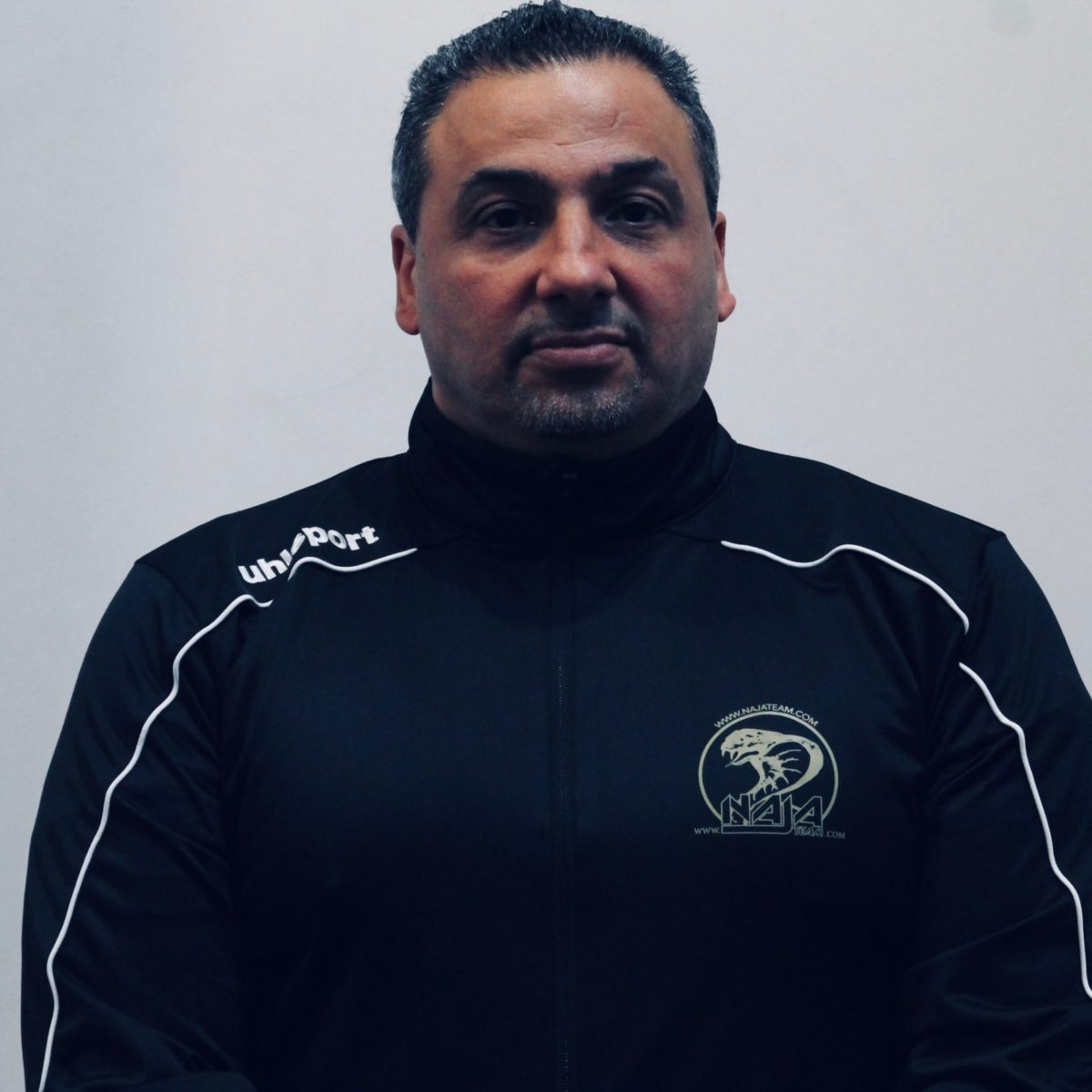 Hassan - Coach de Boxe Thai - Naja Team