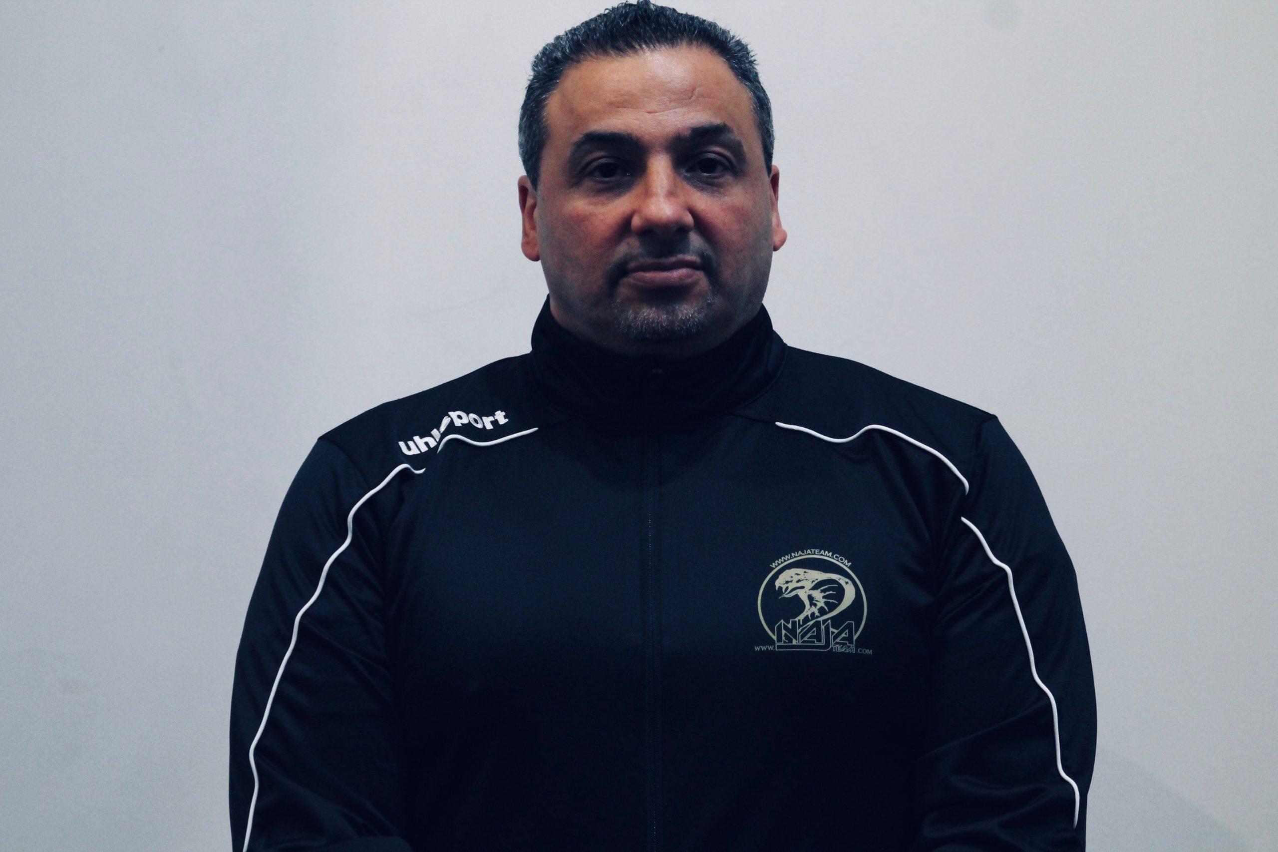 Hassan - Coach de Boxe Thai - Naja Team