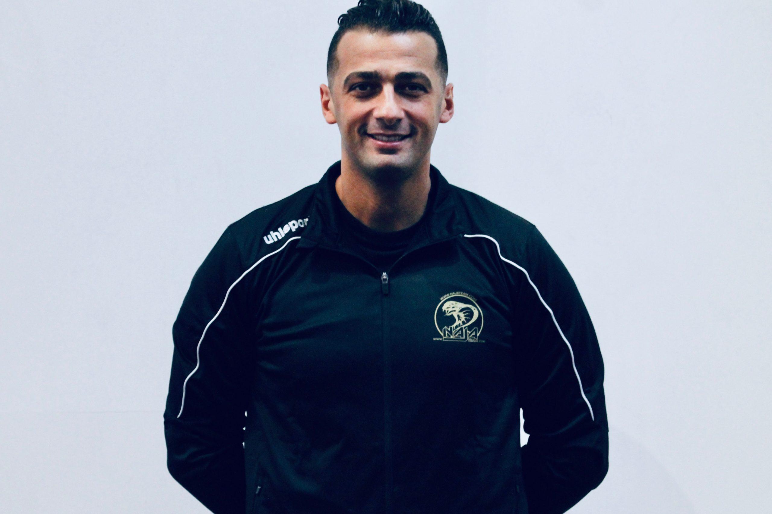 Mohamed - Coach de boxe anglaise - Naja Team