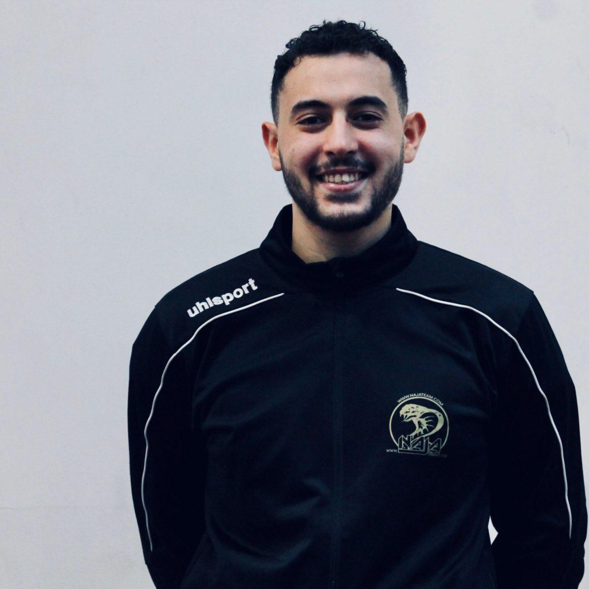 Omar - Coach de boxe anglaise - Naja Team