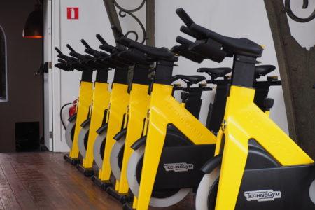 Vélo d'intérieurs - Naja Team