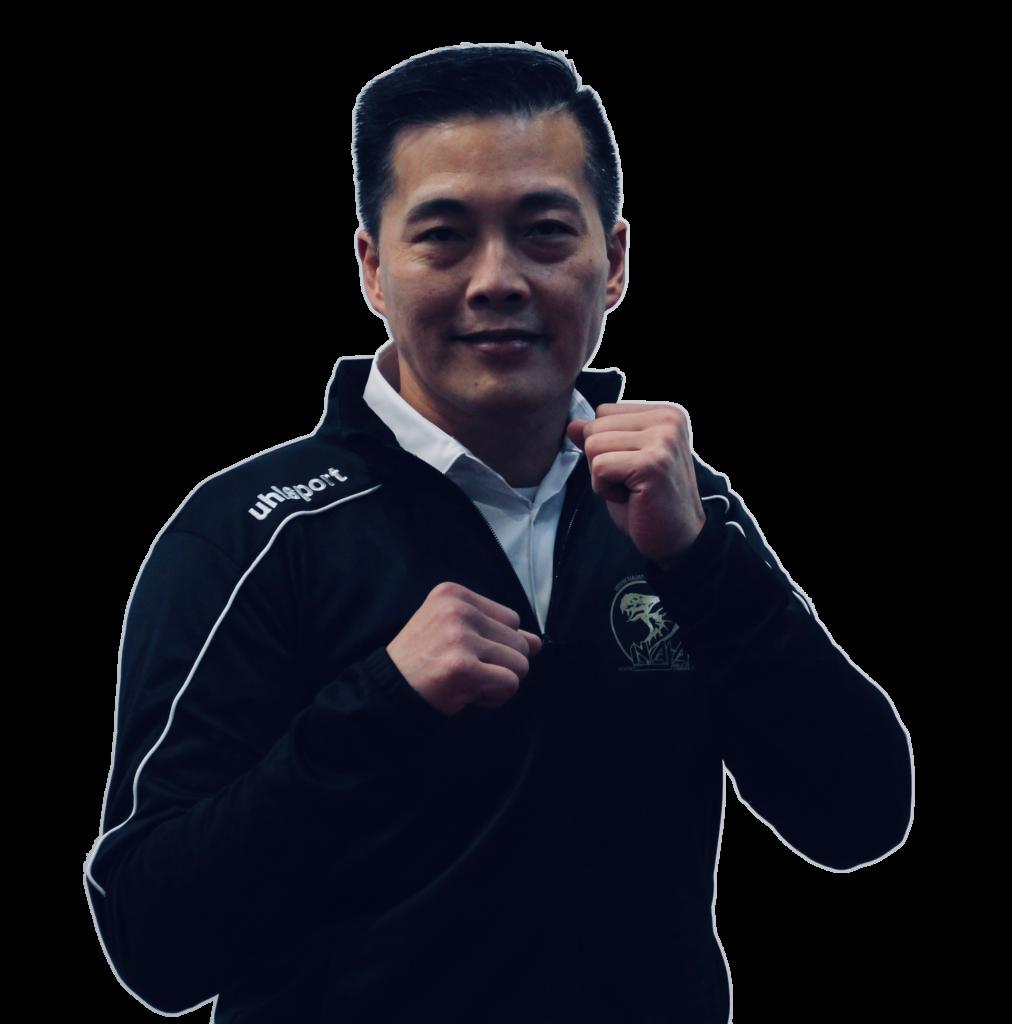 Sing - Coach de Sanda Naja Team