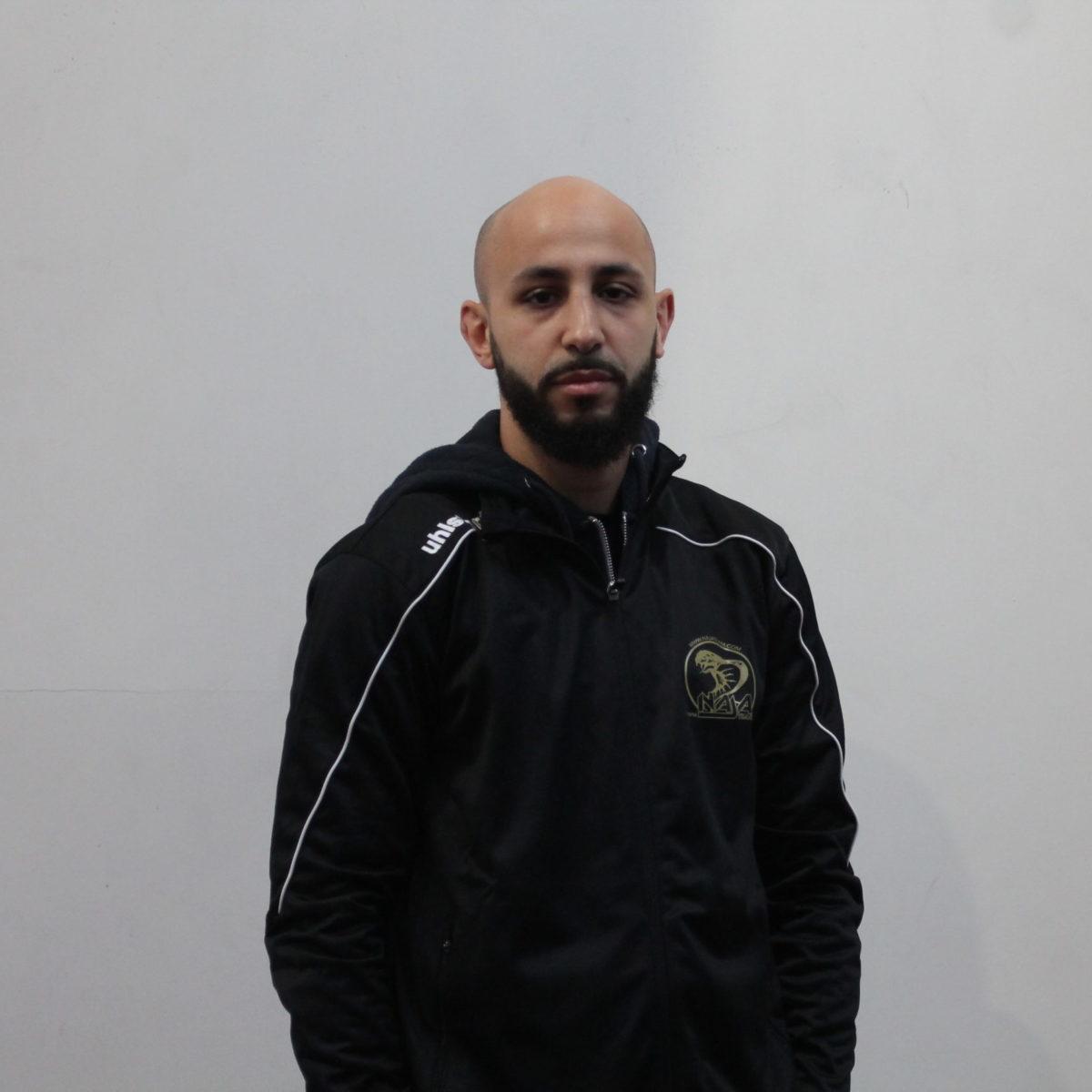 Tarek - Coach de MMA - Naja Team