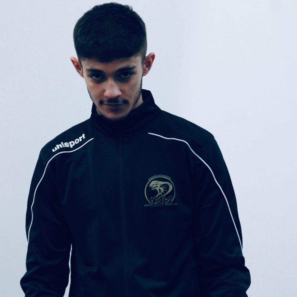Yanis - Coach de Boxe Thaï - Naja Team